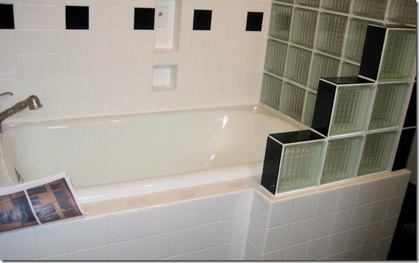 bathtub done