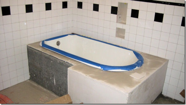 bathtub tiles
