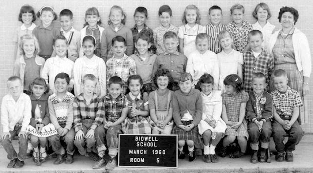 bidwell 1960