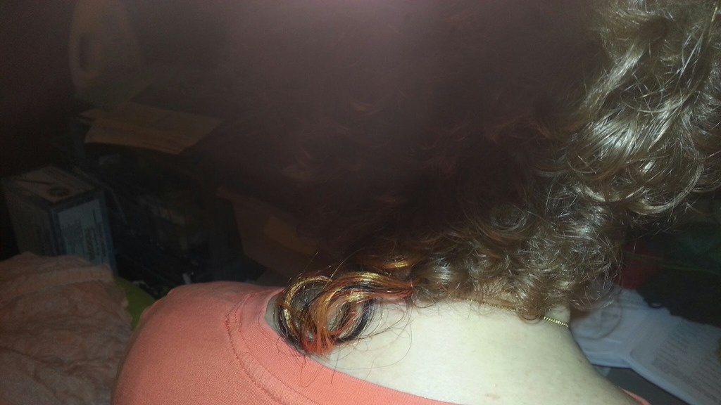 robin curl