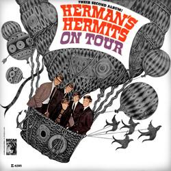 Herman's hermits on tour