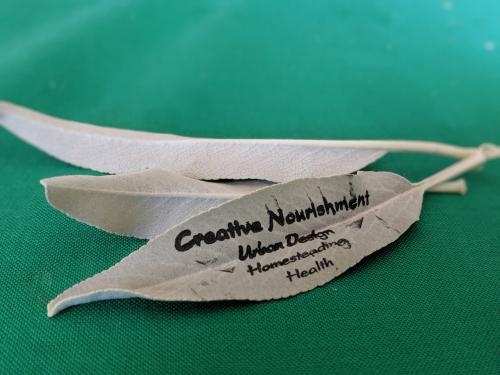 Creative nourishment