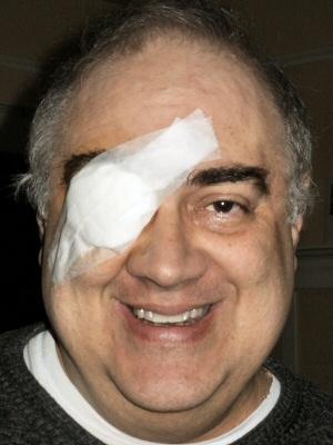 post-op eye